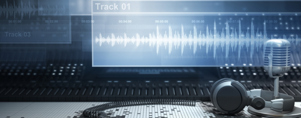 Sound Studio and Audio Tracks